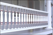 Baluster Usage Photos - Exterior
