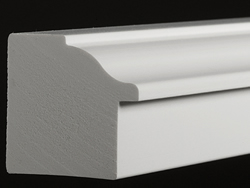 Back Band Moulding - Click for detail drawing