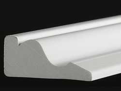 Band Moulding - Click for detail drawing