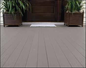 Beautiful AZEK® Porch Flooring