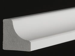 Scotia Moulding - Click for detail drawing