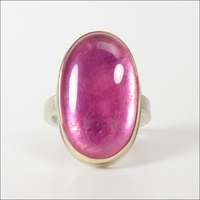 Smooth Oval African Ruby