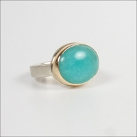 Smooth Oval Amazonite