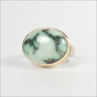 Smooth Oval Turquoise