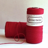 Solid Red Divine Twine™