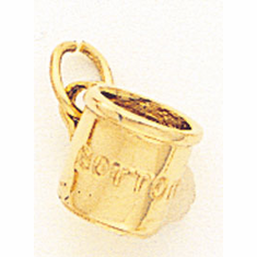 14k Gold Baby Charms & Jewelry