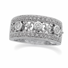 3/8ct. Diamond Anniversary Band