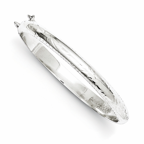 Child's Sterling Silver Bangle