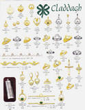 Claddagh, Celtic and Irish Jewelry