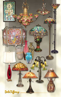 Dale Tiffany Lamps