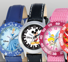 Disney Time Teacher Children's Watch