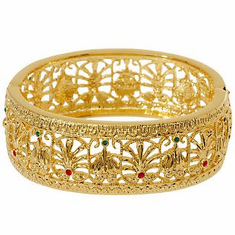 Jacqueline Kennedy Burmese Bangle