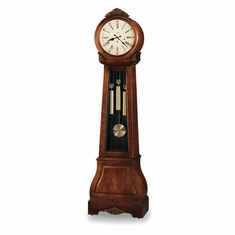 La Rochelle Cherry Finish Floor Clock Model 610-900