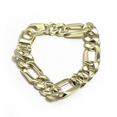 Men's 14k Yellow Gold Bracelet