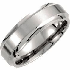 Men's Titanium Bands
