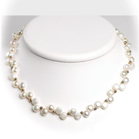 Pearl Pendants and Necklace