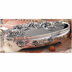 Silver Plated Jewelry and Gift Boxes