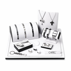 Stainless Steel Jewelry Collection