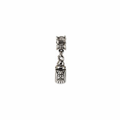 Sterling Silver Reflections Angel Ash Dangle Bead
