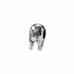 Sterling Silver Reflections Camel Bead