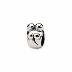 Sterling Silver Reflections Family of 4 Bead