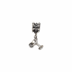 Sterling Silver Reflections Margarita Dangle Bead