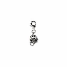 Sterling Silver Reflections Scorpion Click-on for Bead