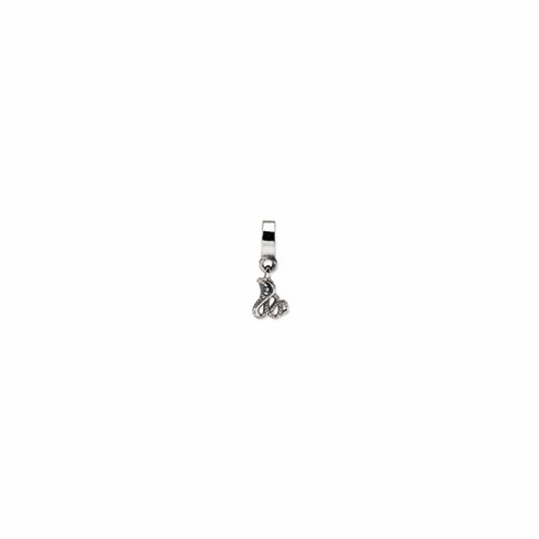 Sterling Silver Reflections Snake Dangle Bead