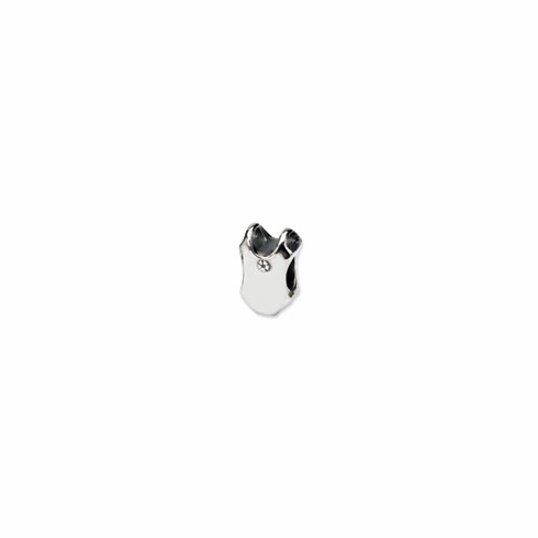 Sterling Silver Reflections Swimsuit Bead