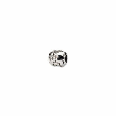 Sterling Silver Reflections World Bead