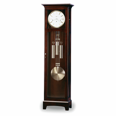 Urban II Cherry Finish Floor Clock