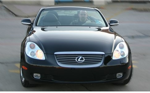 Dallas Texas Lexus SC430 > Convertible Hard Top Coupe TX
