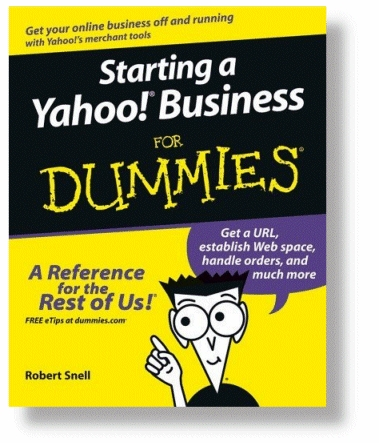 Yahoo! Store For Dummies