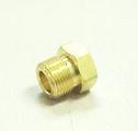 N-73 Superior or 92 Western CGA 580 Nut Brass (1-Pack)