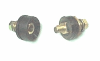 "BE35-70 FEMALE 1/2"" Dinse Connector - 400 Amp (1-Pack)"