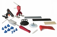 GPR-7569 Glue Pulling Steel Knob Kit (Assorted 6 sizes)