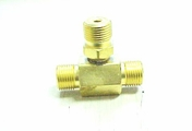 T3-320 Western / C-3320 Superior Coupler Tee Co2 (1-Pack)