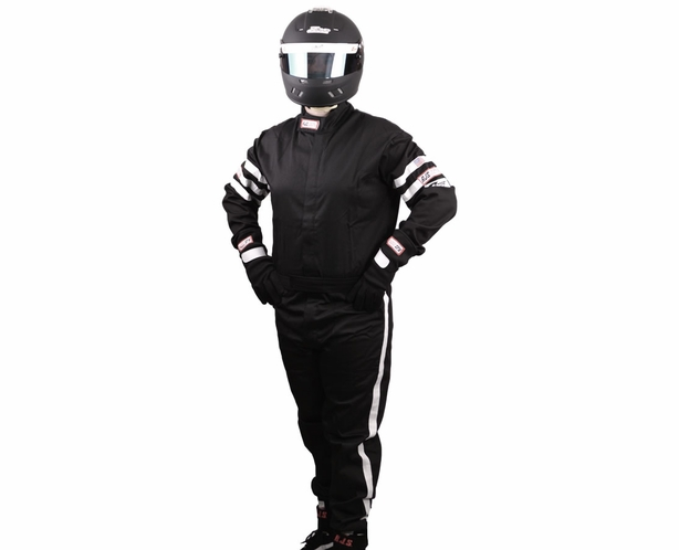 1 Piece (Jumpsuit style) 2-Layer SFI-5 Driving Suit by RJS