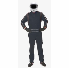 1 Piece SDX Nomex SFI-5 Race Suit - 2 Layer SFI 3-2A/5  by Pyrotect