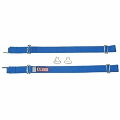 "2"" Individual Shoulder Harness - Wrap Around or Bolt-in Ends"