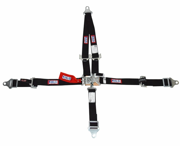 "2"" Junior Dragster Harness Racing Seat Belt"