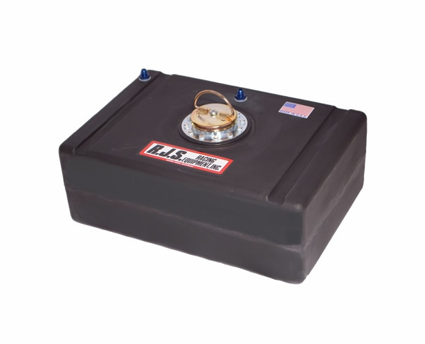 22 Gallon Long Racing Fuel Cell with D-ring Cap by RJS
