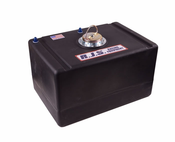 22 Gallon Short Fuel Cell with D-ring Cap RJS