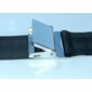 3 inch Lap Seat Belt with Chrome Lift Lever Latch