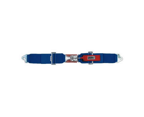 """3"""" Latch & Link Racing Lap Seat Belt with Snap Ends"""