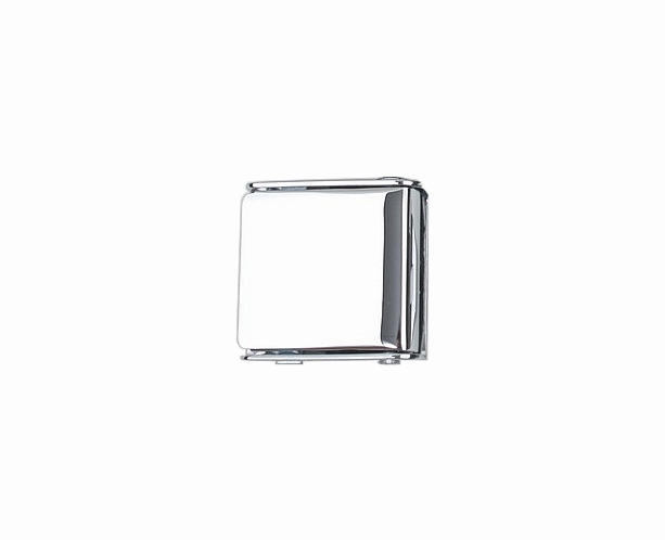 4 Point Seat Belt Chrome Lift Lever Buckle (Gray Shown) - alternative view 2