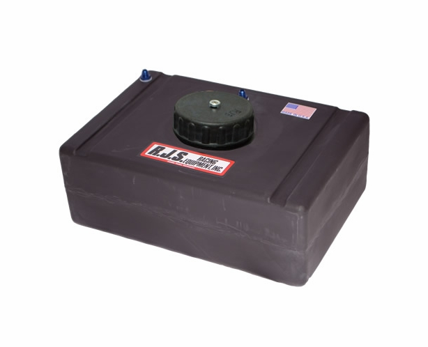 8 Gallon RJS #11002 Racing Fuel Cell Black