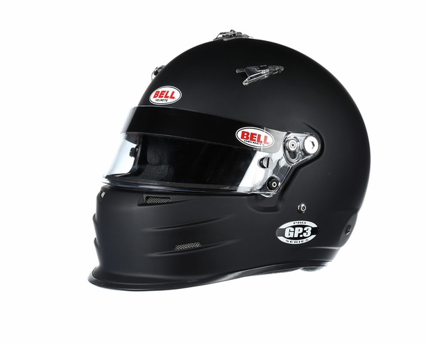 Bell GP.3 Helmet SA15-SA2015 Auto Racing - alternative view 1