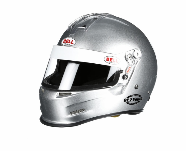 Bell GP2 Youth Helmet - Child Sizes - 2015 SFI-24.1 Homologation  - alternative view 1