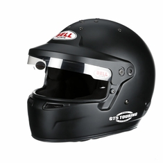 Bell GT5 Touring Helmet SA15 both Full Face Shield & Open Visor Peak